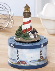 Nautical Lighthouse Kitchen Timer