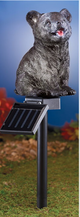 Image 3 of Black Bear Solar Stake