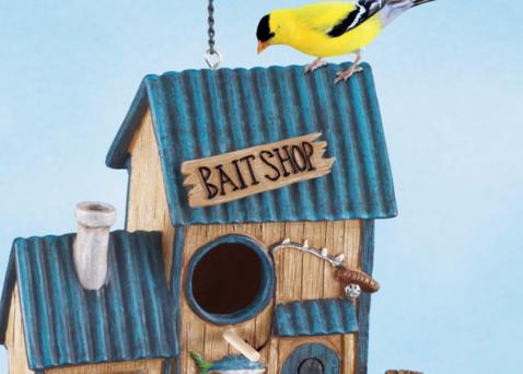Image 2 of Bait Shop Birdhouse