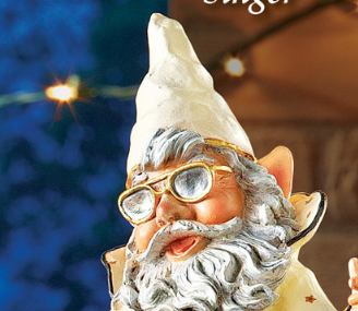 Image 1 of Nightclub Singer, Party Gnome