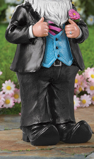 Image 3 of Groom Gnome