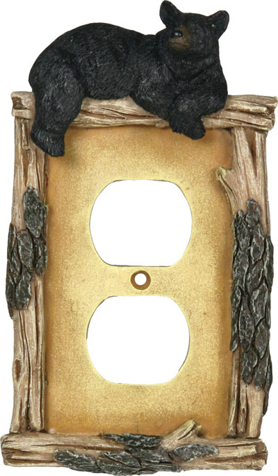 Image 0 of Bear Outlet Covers