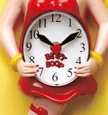 Image 4 of Betty Boop Animated Clock