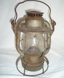 Boston & Maine Dietz Vesta Railroad Oil Lantern