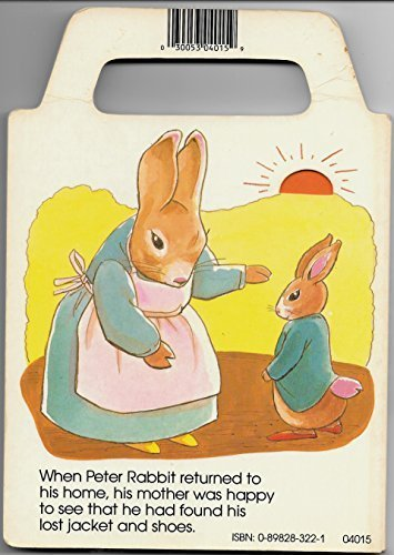 Image 1 of A Tale of Peter Rabbit by Tallarico, Tony  Tuffy Tote Book 1988