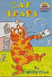 Cat Traps (Step-Into-Reading, Step 1)  by Molly Cox