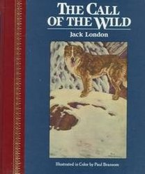 Call of the Wild (Children's Classics) by Jack London   HC Book 1991