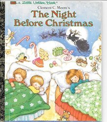 The Night Before Christmas (Little Golden Book) by Clement C. Moore
