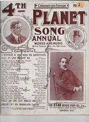4TH Planet Song Annual Words and Music with Tonic Sol-Fa Setting