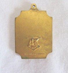 '.D & M Baseball Medal.'