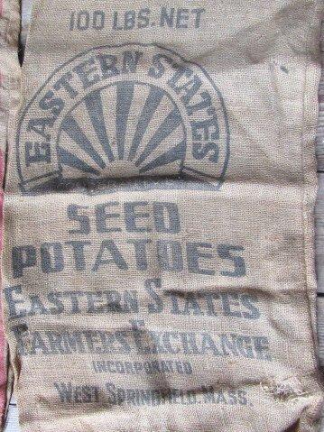 Eastern States Grain Sack