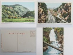 Crawford Notch NH 1910 Postcards