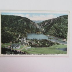 '.Balsams Resort NH 1900's.'