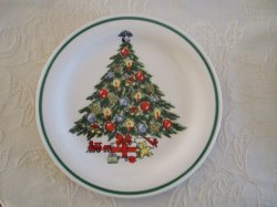 '.Lynn's China Holy Tree Plate.'