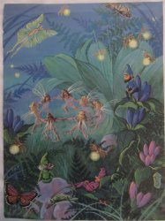 '.Fairies Dancing in Moonlight.'