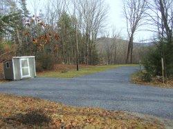 1/2 Acre Private Campsite/RV Lot w/full utilities in No. NH
