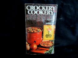 Crockery Cookery by Mable Hoffman PB Cookbook
