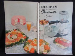 Recipes & Instructions Foodsmith by Shetland Manual & Cookbook