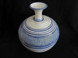 '.Hand Thrown Pottery Jug.'