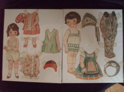 '.Dolly Dingle Paper Dolls.'