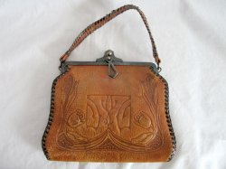 '.JEMCO Clutch Purse Vintage.'