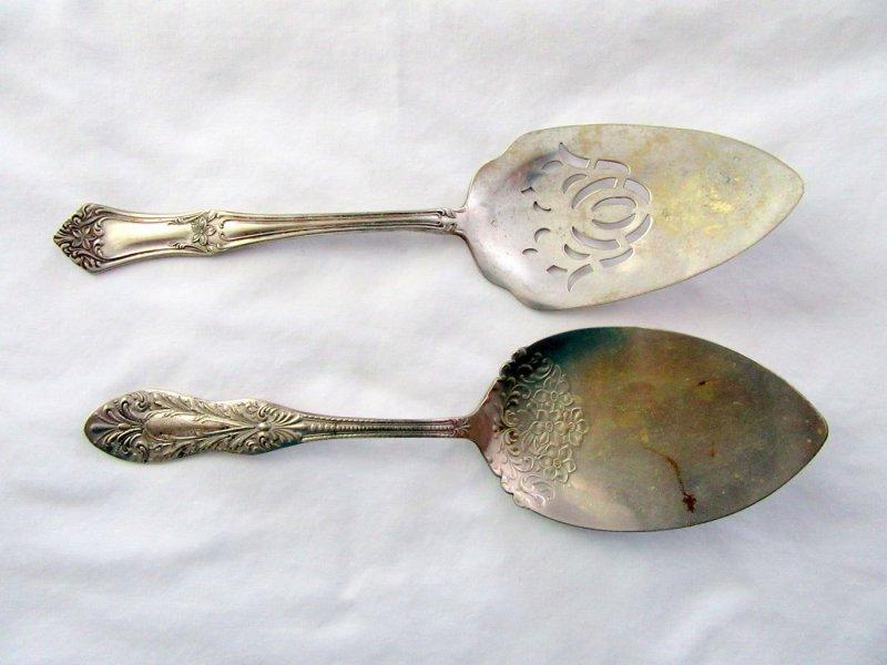 Crown Silverplate Utensils