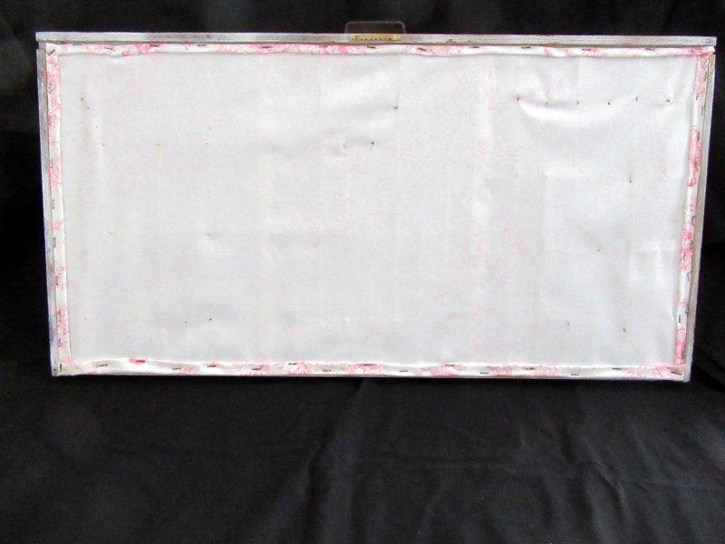 Image 2 of Printers Tray Shadow Box Shabby Chic Country Minis Display