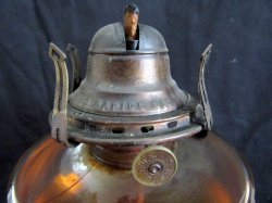 '.Oil Lamp White Flame Burner.'