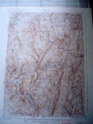 '.Saxton River VT area map.'
