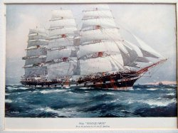 '.MACQUARIE Print by J. Spurling.'