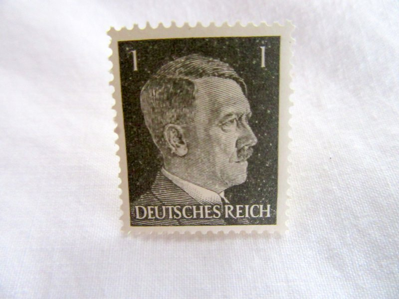 1944 Hitler Stamp Germany