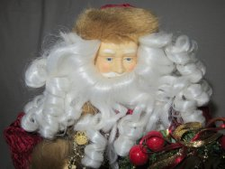 '.Santa Clause Holiday Decor 18.'