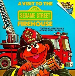 '.Visit to the Firehouse Sesame .'