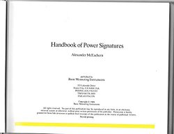 '.Handbook of Power Signatures.'