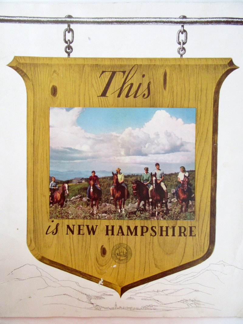 This is New Hampshire 1945
