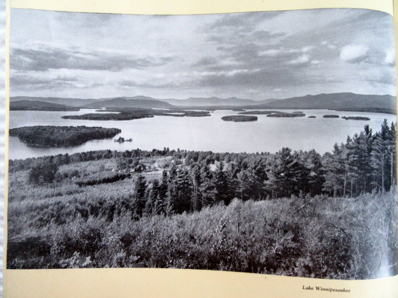 Image 2 of This is New Hampshire 1945 Photographic Tourism Promo Magazine