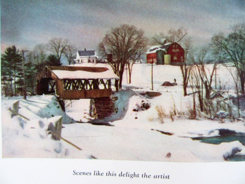 Image 4 of This is New Hampshire 1945 Photographic Tourism Promo Magazine