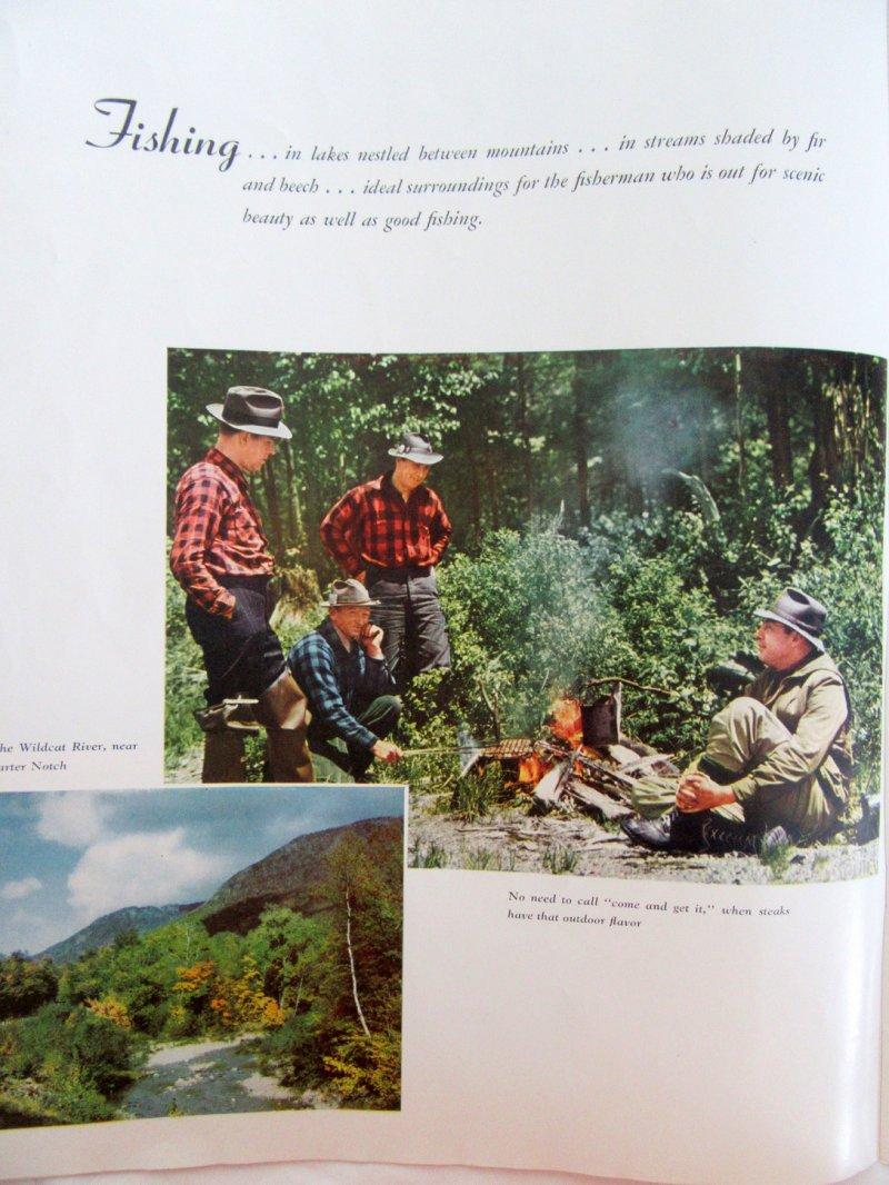 Image 6 of This is New Hampshire 1945 Photographic Tourism Promo Magazine