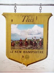 '.This is New Hampshire 1945.'