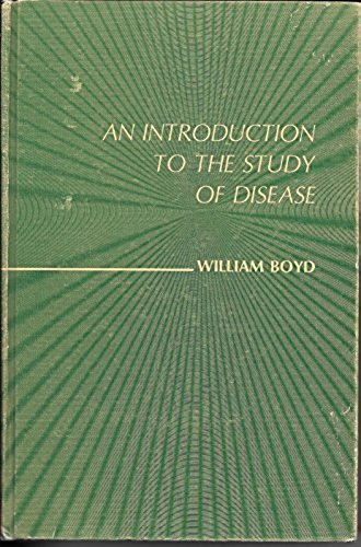 Intro to Study of Disease