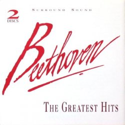 Beethoven The Greatest Hits 2 Disc Set Vol 2