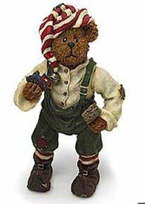Alvin Elfbeary Bearstones Shoe Box Bears Boyds Bears