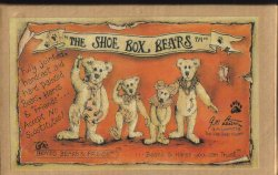 '.Shoe Box Bears Boyds Bears.'