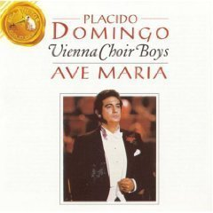 Ave Maria Christmas with Placido Domingo Vienna Choir Boys CD