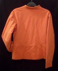 '.BCBG Jacket Orange 34 Small.'
