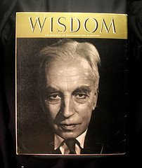 '.Arnold J. Toynbee Wisdom 1958 .'