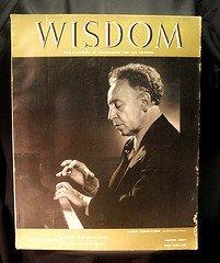1957 Wisdom Magazine Volume 2 No 3 Artur Rubinstein