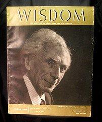 1957 Wisdom Magazine Volume 2 No 2 Bertrand Russell
