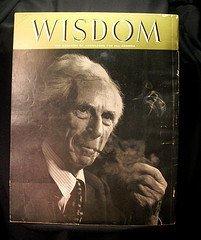 '.Wisdom Bertrand Russell 1957.'