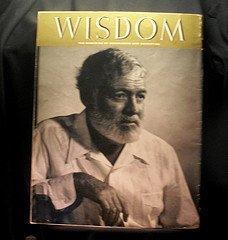 '.Wisdom 1958 Ernest Hemingway .'